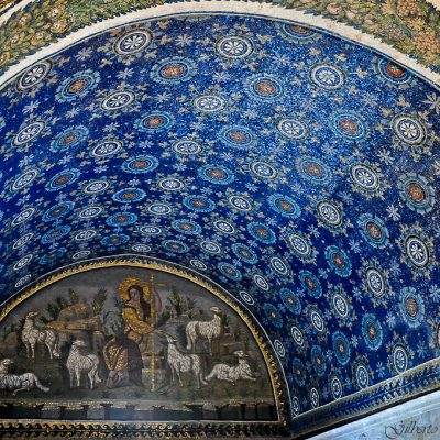 galla placidia interno ravenna